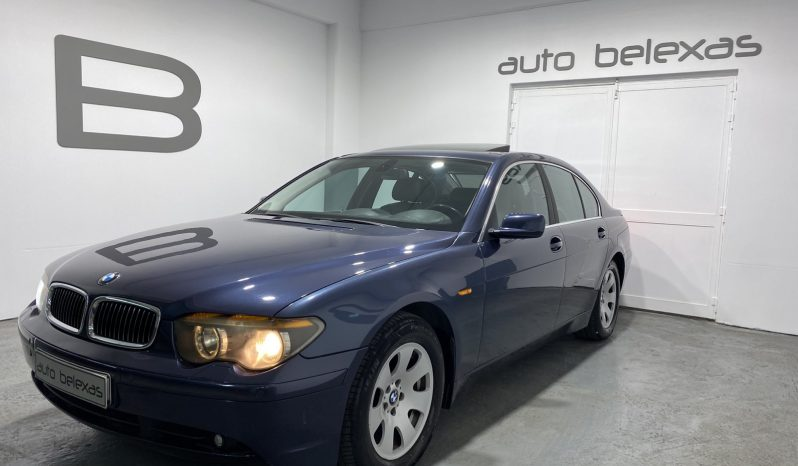 Bmw 735 '04 EXCLUSIVE full